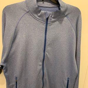 Lululemon Mens Full Zip Workout Jacket